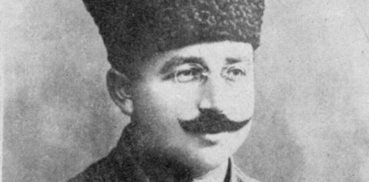 Ali Şükrü Bey kimdir? Ali Şükrü Bey biyografi