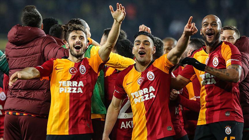 2020 model Galatasaray Avrupa'nın zirvesinde