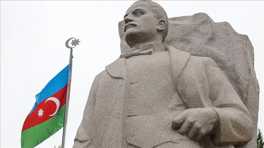 Azerbaycan Cumhuriyeti'nin kurucusu Mehmet Emin Resulzade