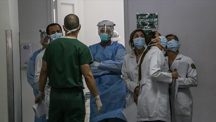 Dünyada yeni tip koronavirüs nedeniyle ölenlerin sayısı 16 bin 500'ü aştı