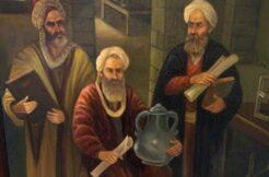 Beni Musa Kardeşler kimdir ? Beni Musa Kardeşler kısaca hayatları… Beni Musa Kardeşler ve eliptik eğriler