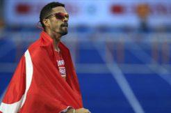 Milli atlet Escobar: Sağlık spordan önce gelir