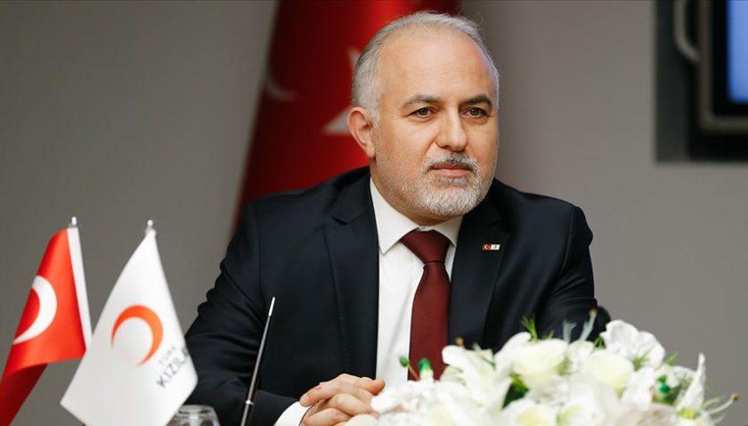 Türk Kızılay Genel Başkanı Kınık: Bu sene ramazan operasyonunun büyük kısmını yurt içine ayırdık