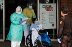 Dünyada Kovid-19 salgınında iyileşenlerin sayısı 600 bini aştı