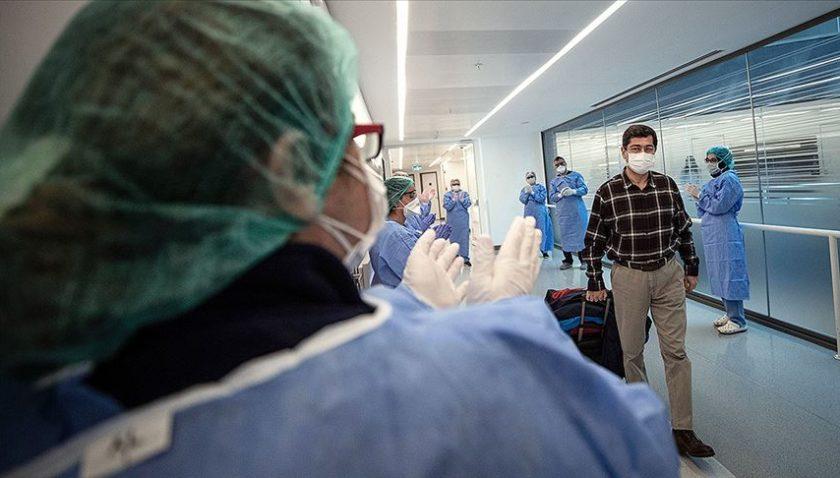 Dünyada Kovid-19'dan iyileşenlerin sayısı 430 bini aştı