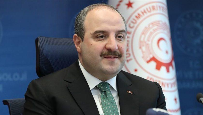 Mustafa Varank: Kovid-19'a yönelik aşı ve ilaç için desteklediğimiz 14 projenin maliyeti 18 milyon lira