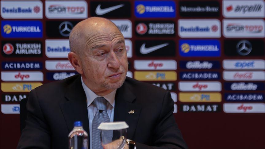 Nihat Özdemir: Hedefimiz, ligi ve Türkiye Kupası'nı oynayarak sonlandırmak