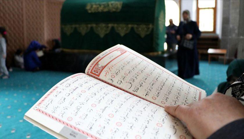 Ramazanda türbeler kapalı olacak