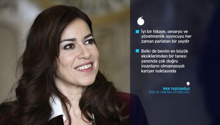 İpek Tuzcuoğlu: Bir Zümrüdüanka gibi yenilenme yaşadım