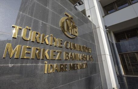 Merkez Bankası politika faizini yüzde 8,25'e indirdi