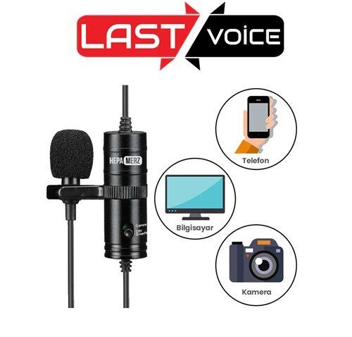 Yaka Mikrofonu Kablosuz ve Kablolu Tavsiye Edilen Modeller