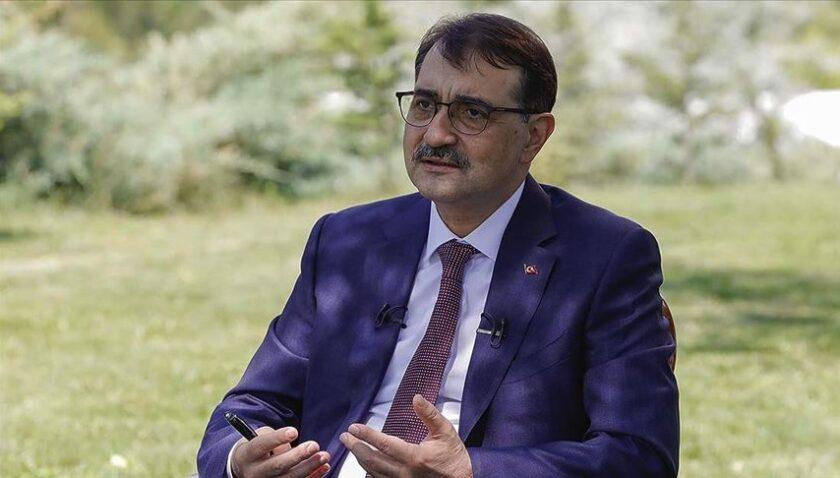 Bakan Dönmez: Libya'daki çalışmalarımızı Libya milli petrol şirketiyle birlikte yapmayı planlıyoruz