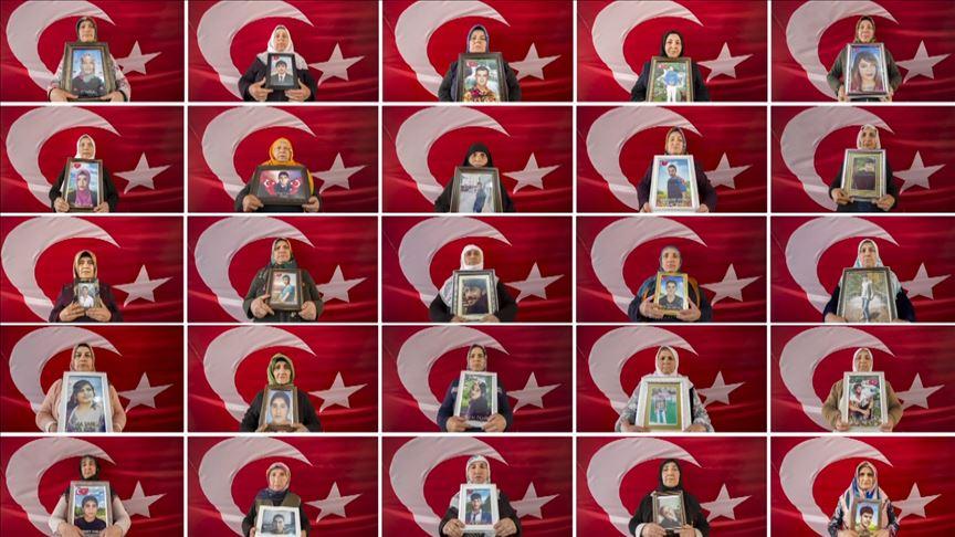 Diyarbakır anneleri 300 gündür evlat nöbetinde