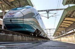 Halkalı'dan Hızlı Trene Binerek Sivas'a Kadar Gidilebilecek