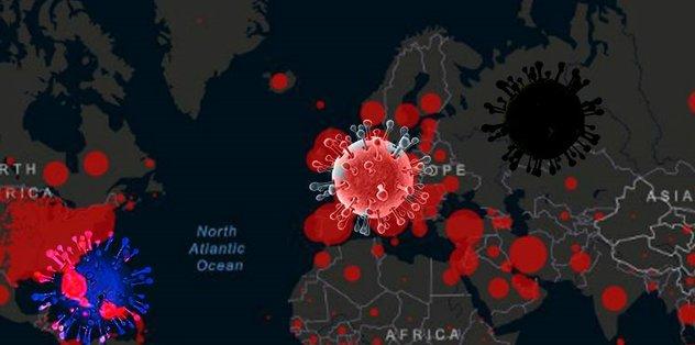 Dünyada Korona vaka sayısı 7 milyonu geçti