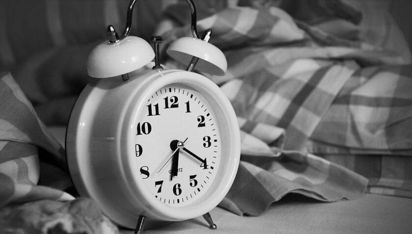 'Normalleşme süreci'nde uyku düzeni tavsiyeleri