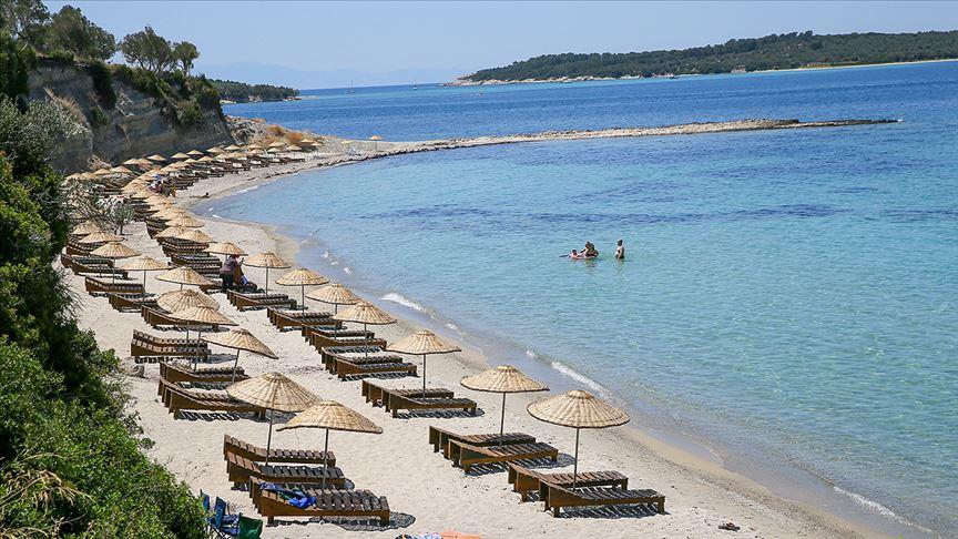 'İzole' tatilin adresi: Dikili koyları