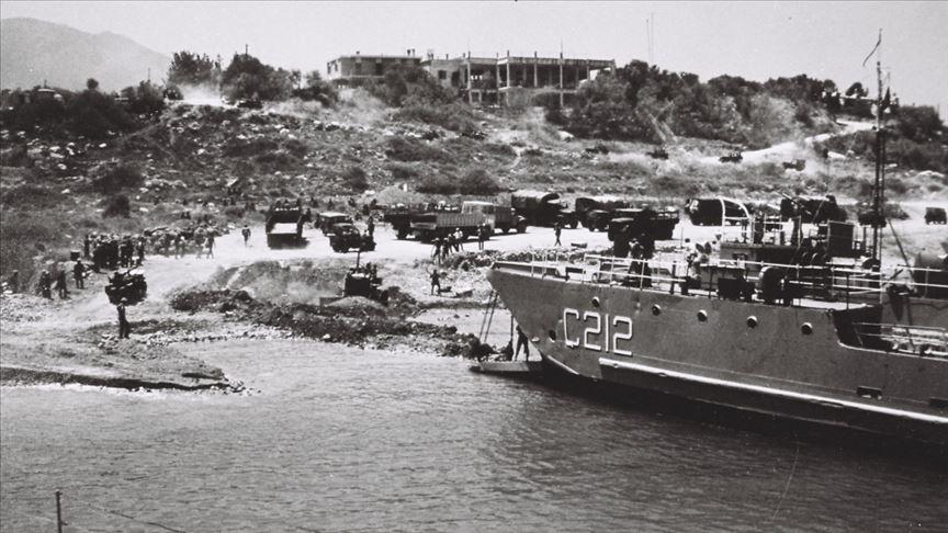 Kıbrıs Barış Harekatı'nın 46'ncı yıl dönümü