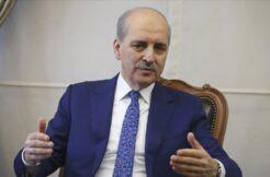 Numan Kurtulmuş: Usulünü yerine getirerek İstanbul sözleşmesinden çıkılır