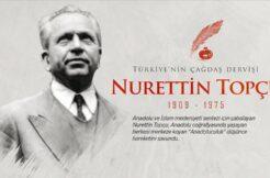 'Türkiye'nin çağdaş dervişi: Nurettin Topçu'