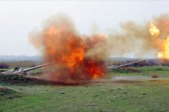 Azerbaycan-Ermenistan sınırında çıkan çatışmalarda 7 Azerbaycan askeri şehit oldu