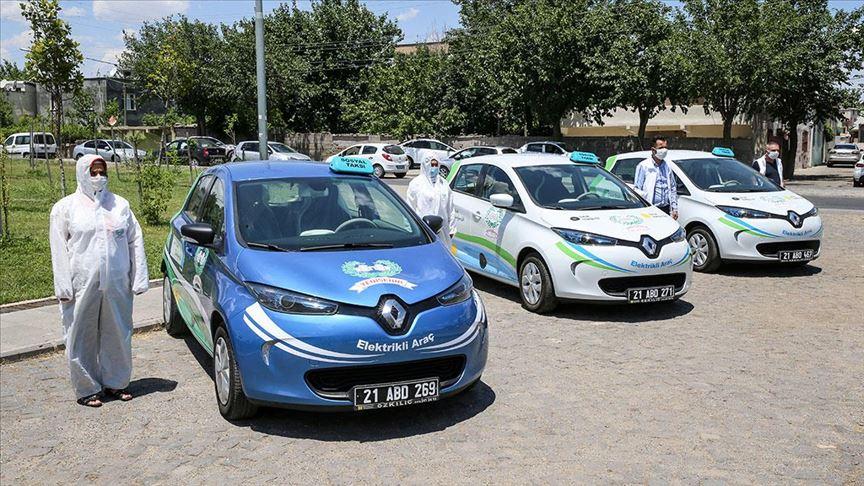 'Sosyal Taksi' dezavantajlı vatandaşlara ücretsiz hizmet verecek