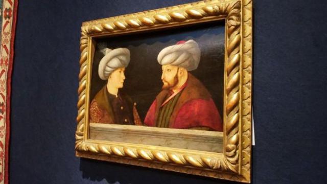 """İBB'nin satın aldığı Fatih tablosu hakkında """"sahte"""" iddiasıyla suç duyurusu"""