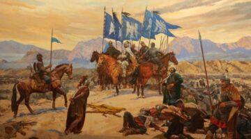 Türklere Anadolu'nun kapılarını açan Malazgirt Meydan Muharebesi'nin 949. yıl dönümü