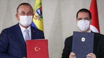 Türkiye ile Venezuela arasında önemli anlaşmalar imzalandı