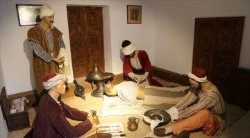 Bu müzede Osmanlı'da insana verilen değer anlatılıyor
